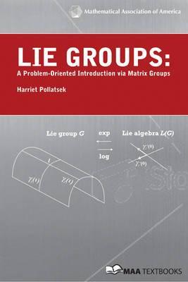 Mathematical Association of America Textbooks: Lie Groups: A Problem Oriented Introduction via Matrix Groups