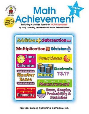 Math Achievement, Grade 3: Enriching Activities Based on Nctm Standards