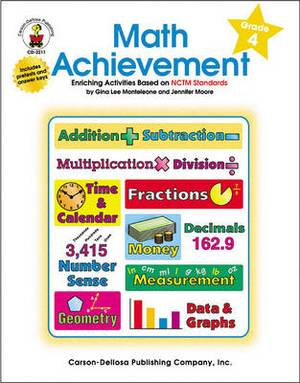 Math Achievement, Grade 4: Enriching Activities Based on Nctm Standards