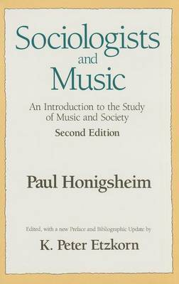 Sociologists and Music
