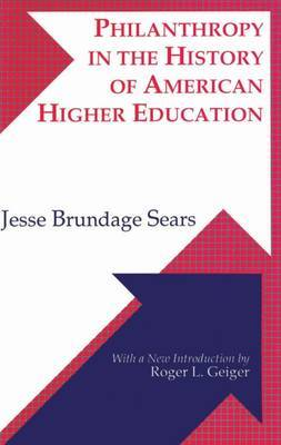 Philanthropy in the History of American Higher Education