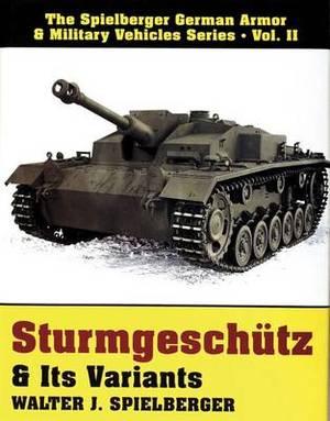 Sturmgeschutz and Its Variants