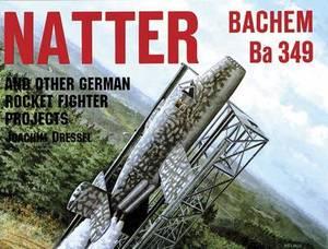 Natter & Other German Rocket Jet Projects