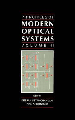 Principles of Modern Optical Systems: v. 2