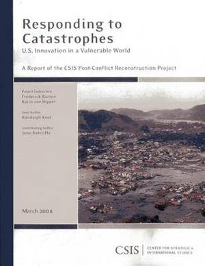 Responding to Catastrophes: U.S. Innovation in a Vulnerable World