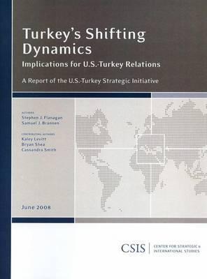 Turkey's Shifting Dynamics: Implications for U.S.-Turkey Relations