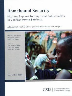 Homebound Security: Migrant Support for Improved Public Safety in Conflict-prone Settings