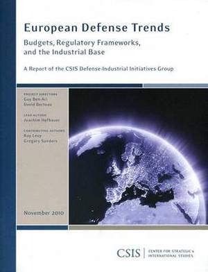 European Defense Trends: Budgets, Regulatory Frameworks, and the Industrial Base