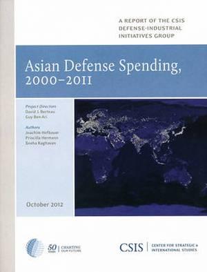 Asian Defense Spending, 2000-2011