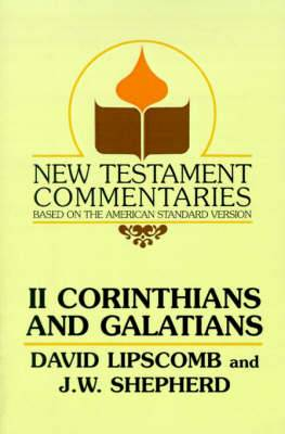 Second Corinthians and Galatians