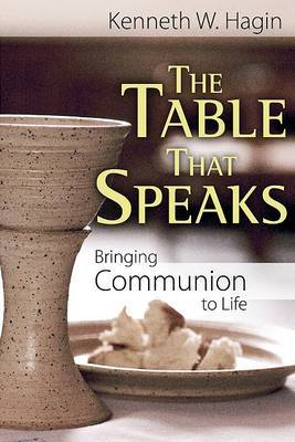 The Table That Speaks: Bringing Communion to Life