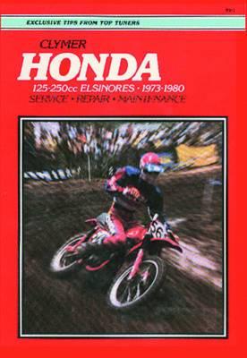 Honda 125-250cc Elsinore, 1973-80
