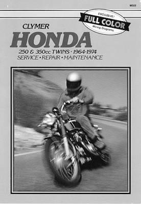 Honda 250/350cc Twins, 1964-74