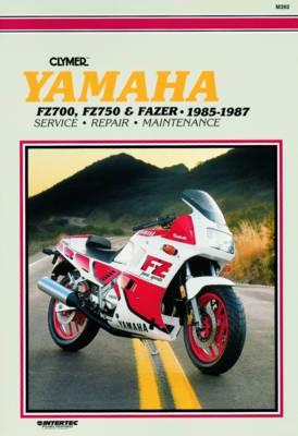 Yamaha FZ700, FZ750 and Fazer, 1985-87: Clymer Workshop Manual
