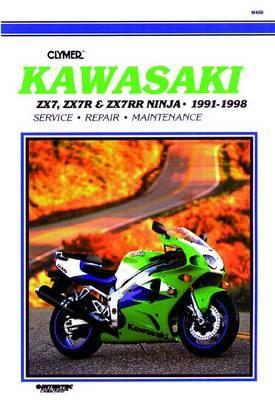 Kawasaki ZX7 Ninja: Clymer Workshop Manual: 1991-1998