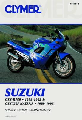 Suzuki GSXR750/GSX750F Katn 88-96