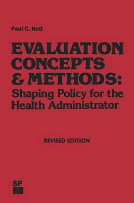 Nutt Evaluation Concepts Methods