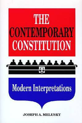The Constitution: Our Unwritten Legacy