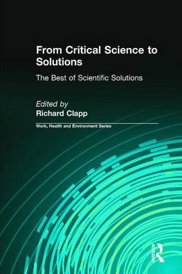 From Critical Science to Solutions: The Best of Scientific Solutions