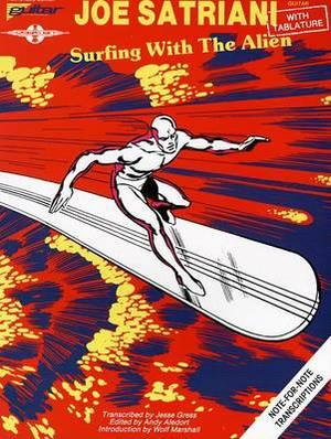 Play It Like It is Guitar: Joe Satriani - Surfing With The Alien
