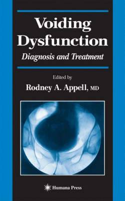 Voiding Dysfunction: Diagnosis and Treatment