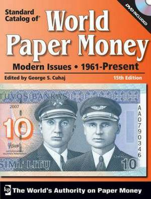 Standard Catalog of  World Paper Money Modern Issues: 1961-present
