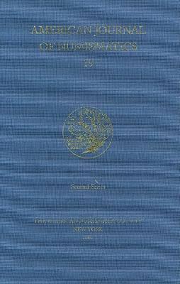 American Journal of Numismatics, Volume 19