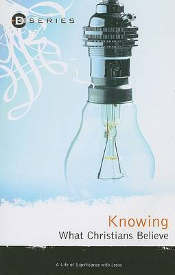 Knowing What Christians Believe