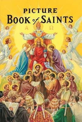 Picture Book of Saints: St.Joseph Edition
