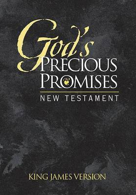 God's Precious Promises: New Testament, Black