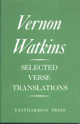 Selected Verse Translations