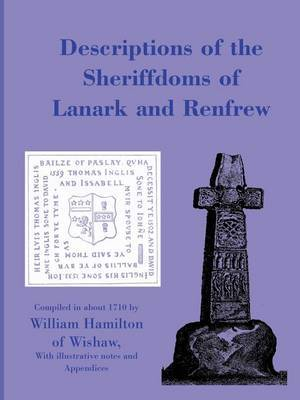 Descriptions of the Sheiffdoms of Lanark and Renfrew