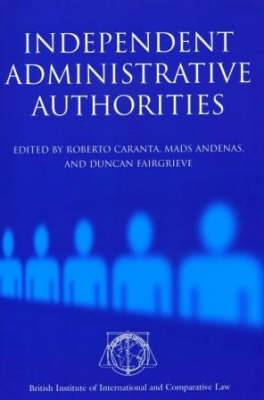 Independent Administrative Authorities