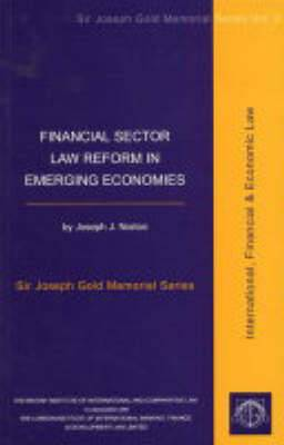 Financial Sector Law Reform in Emerging Economies