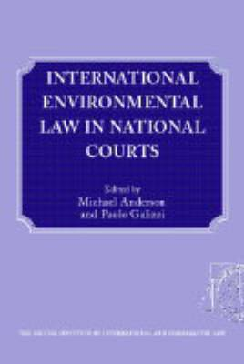 International Environmental Law in National Courts