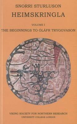 Heimskringla: Part 1: Beginnings to Olafr Tryggvason