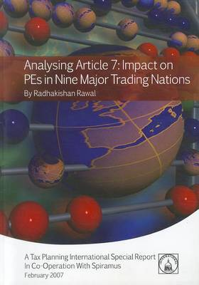 Analysing Article 7: Impact on PEs in Nine Major Trading Nations
