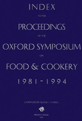 Index to the Proceedings of the Oxford Symposium, 1981-94