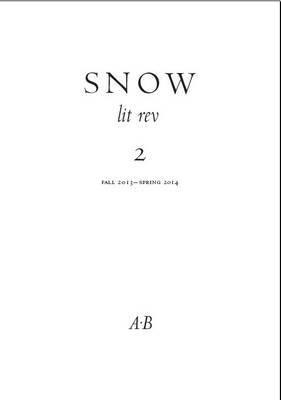 Snow: Lit Rev: 2