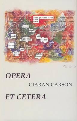 Opera Et Cetera