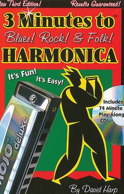 3 Minutes To Blues] Rock] And Folk] Harmonica