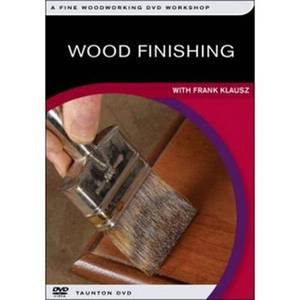 Wood Finishing: With Frank Klausz