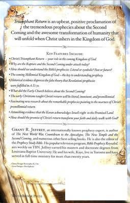 Triumphant Return: Triumphant Return: The Coming Kingdom of God