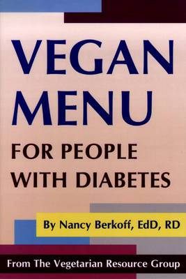 Vegan Menu for People with Diabetes