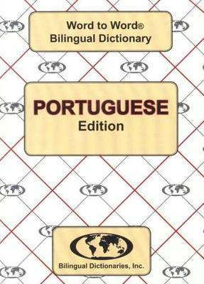 English-Portuguese & Portuguese-English Word-to-Word Dictionary: Suitable for Exams