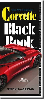Corvette Black Book 1953-2014