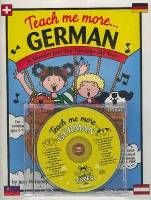 Teach Me More... German: A Musical Journey Through the Year