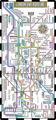 London Mini Metro Map