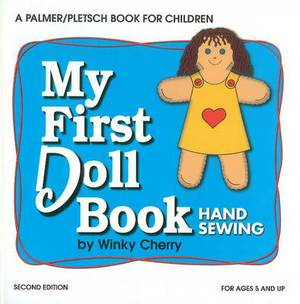 My First Doll Book: Hand Sewing