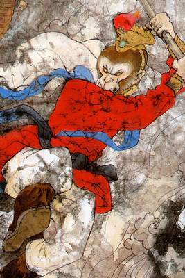The Monkey King: A Superhero Tale of China, Retold from the Journey to the West